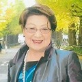 上野 淑子(うえの としこ)